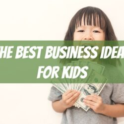 Business Ideas For Kids Without Investment