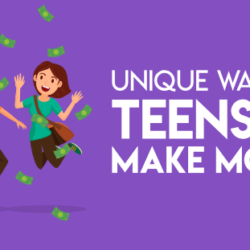 Small Business Ideas For Teens Who Can Make Money Easily