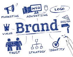 strong branding